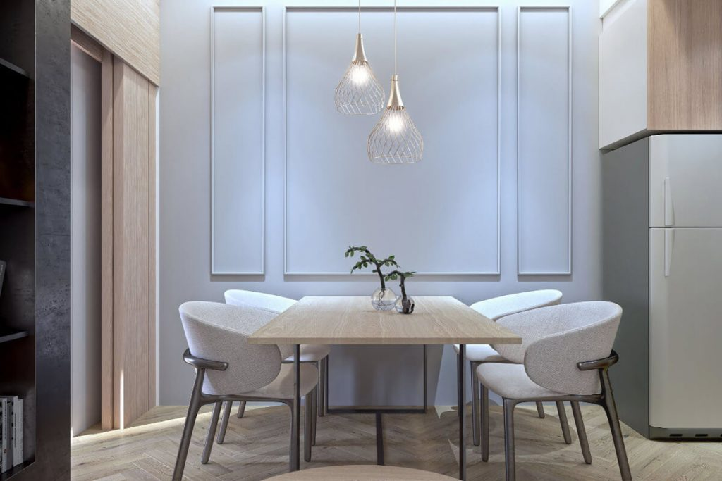 1BR Deluxe Dining - Mint Residences