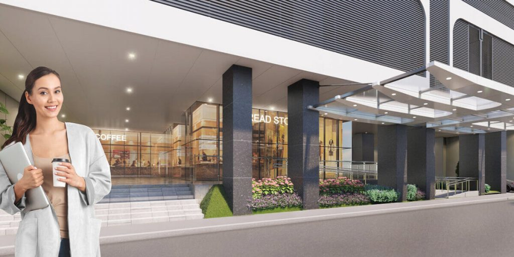 Commercial Area - Mint Residences