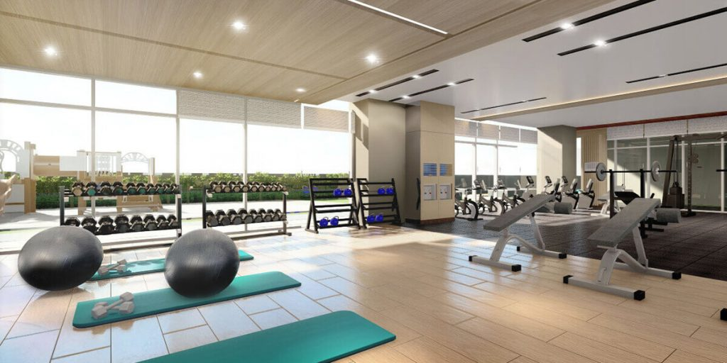 Fitness Gym - Mint Residences