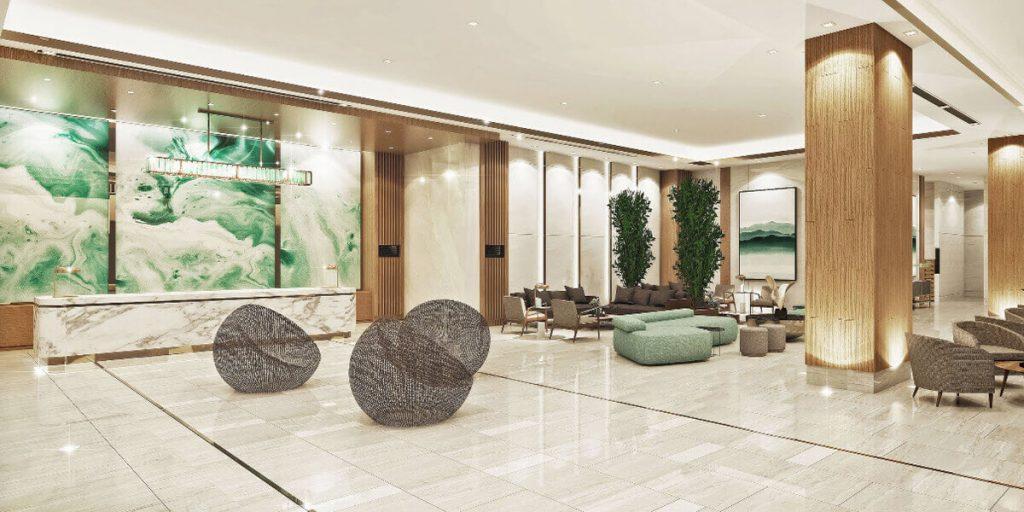 Grand Lobby - Mint Residences